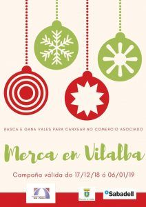 Campaña de Nadal – Merca en Vilalba