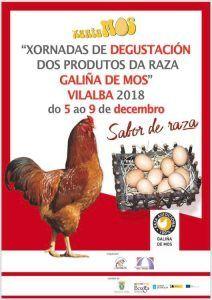 Xornadas degustación galiña de mos