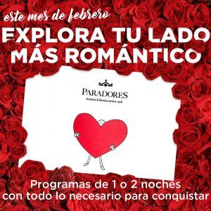 San Valentín en el Parador de Vilalba