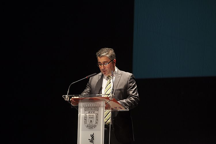 Álvaro Fraga, presidente da Asociación de Empresarios Sete - Pontes