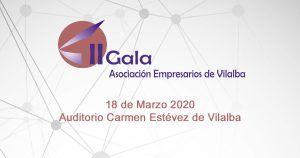 II Gala Asociación Empresarios de Vilalba
